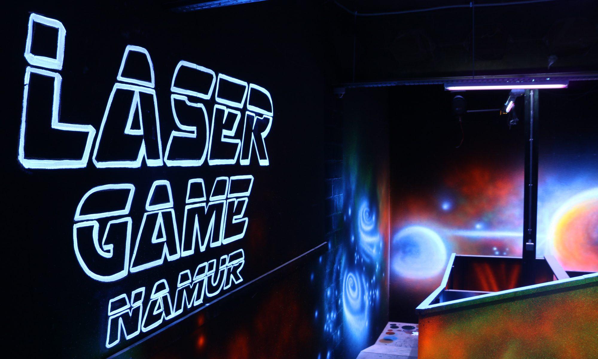Laser Game Namur